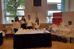 Dzień otwarty w ZSTE w Skawinie (21.05.2019r.) - prezentowaliśmy ofertę szkoły dla uczniów szkół podstawowych i klas gimnazjum.