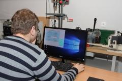 pracownia mechatroniczna - ZSTE w Skawinie