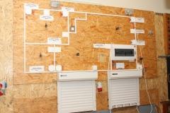 pracownia elektryczna / elektroniczna - ZSTE w Skawinie