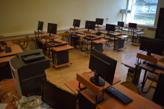 pracownie informatyczne - ZSTE w Skawinie