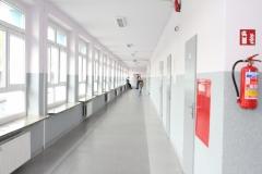 Budynek 2 - korytarz