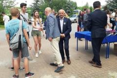 """Zwycięstwo ZSTE w """"Skarbach Powiatu"""" - 07.06.2019r."""